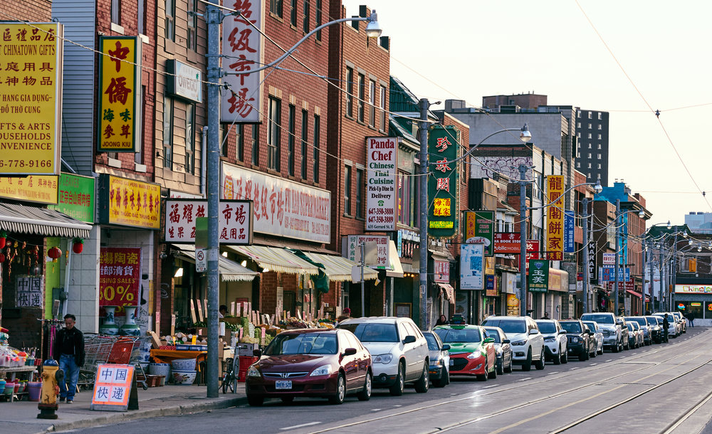 Eastern Chinatown