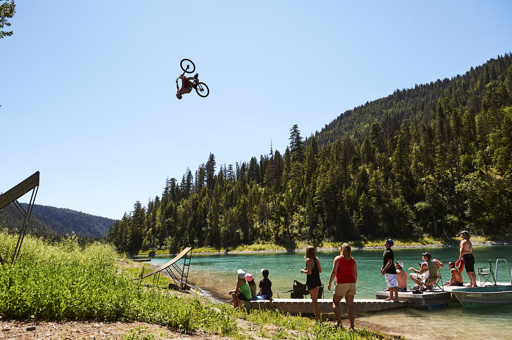 Backflip Bike