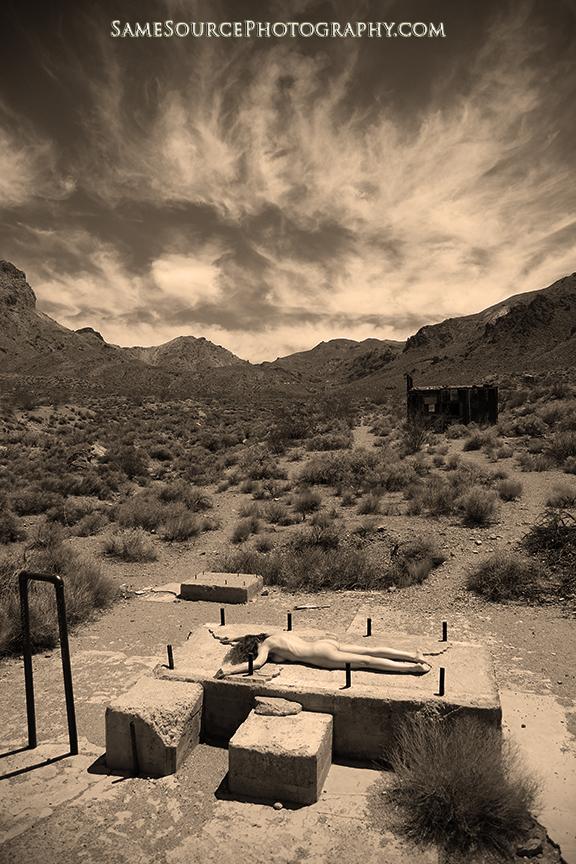 Desert-ed