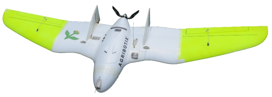 The Agribotix Hornet - Built for operational use on the farm