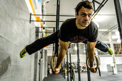 Repost from Crossfit.com . David Durante
