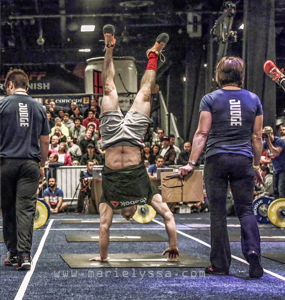 Tommy Hackenbruck. Repost from Crossfit New England