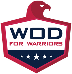 Team Red, White and Blue WOD 10-11a