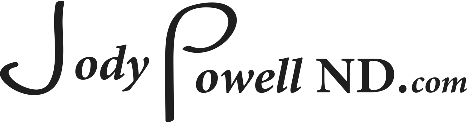Jody Powell Naturopathic Doctor
