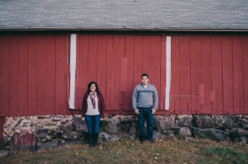 Dan & Kayleigh's Engagement Session//10-19-13