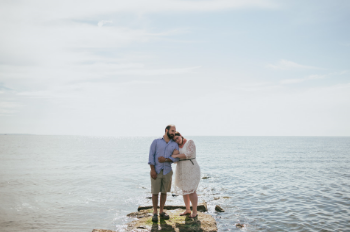 Luigi & Shanna's Engagement Session//7-26-14