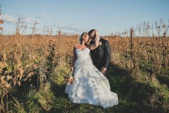 Justin & Sarah's Wedding//11-11-16
