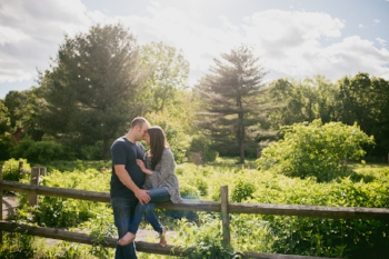 Alex & Kaylee's Engagement Session//6-4-17