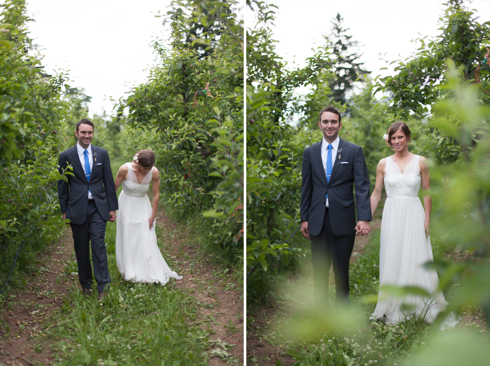 Mt. Hood Organic Farms Wedding - Olivia Ashton Photography