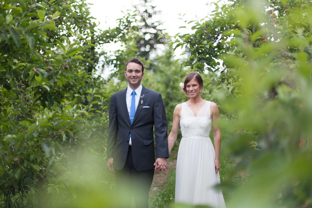 Mt. Hood Organic Farms Wedding - Olivia Ashton Photography