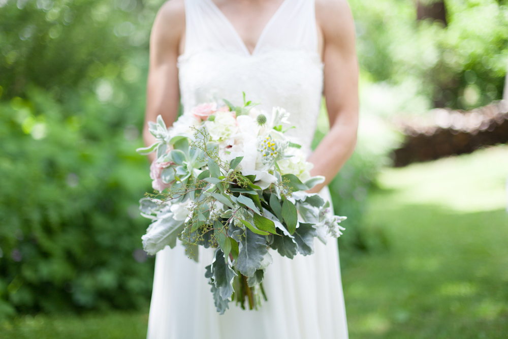Mt. Hood Organic Farm Wedding - Olivia Ashton Photography