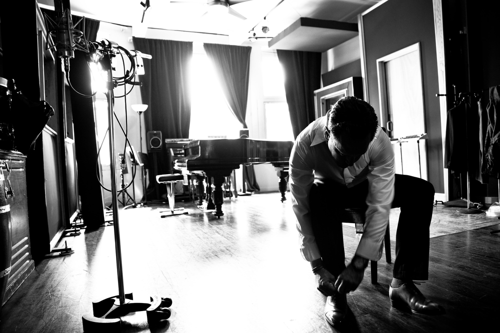 Kurt Elling Photoshoot - Anna Webber Studio