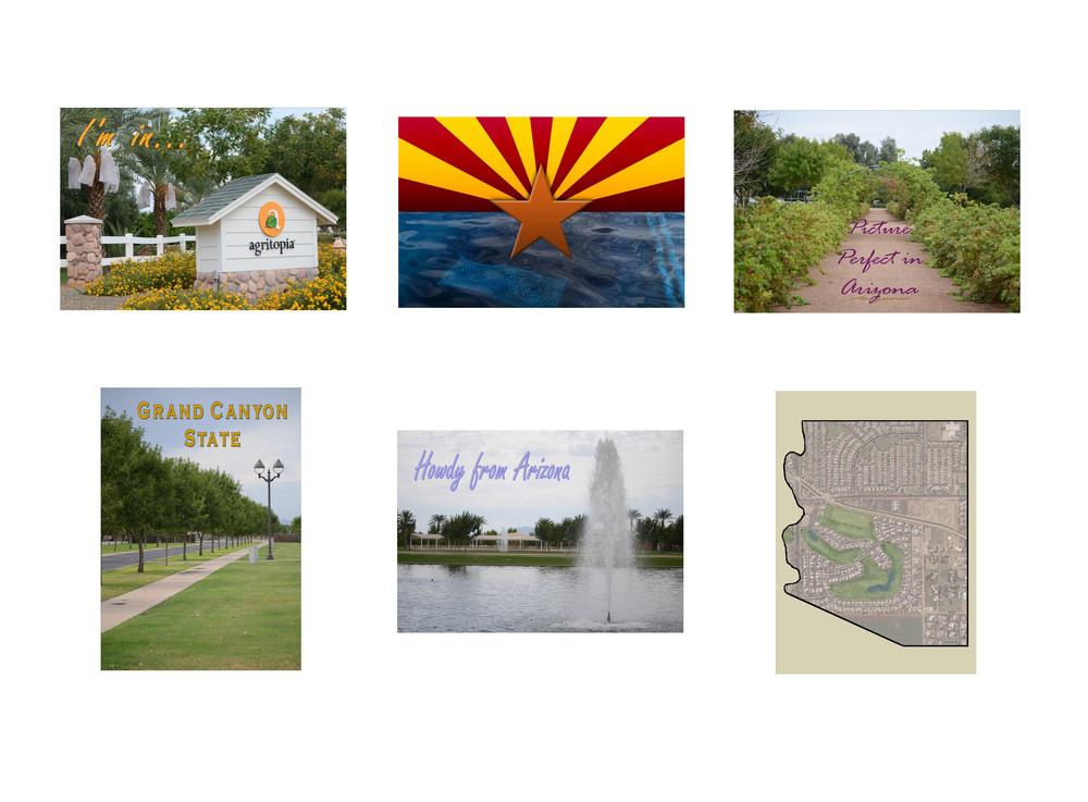 Arizona Postcards   Photo Postcards © 2011-2012, Gina DeGideo