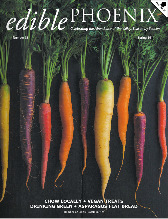 EDIBLE PHOENIX MAGAZINE – FEBRUARY 2014