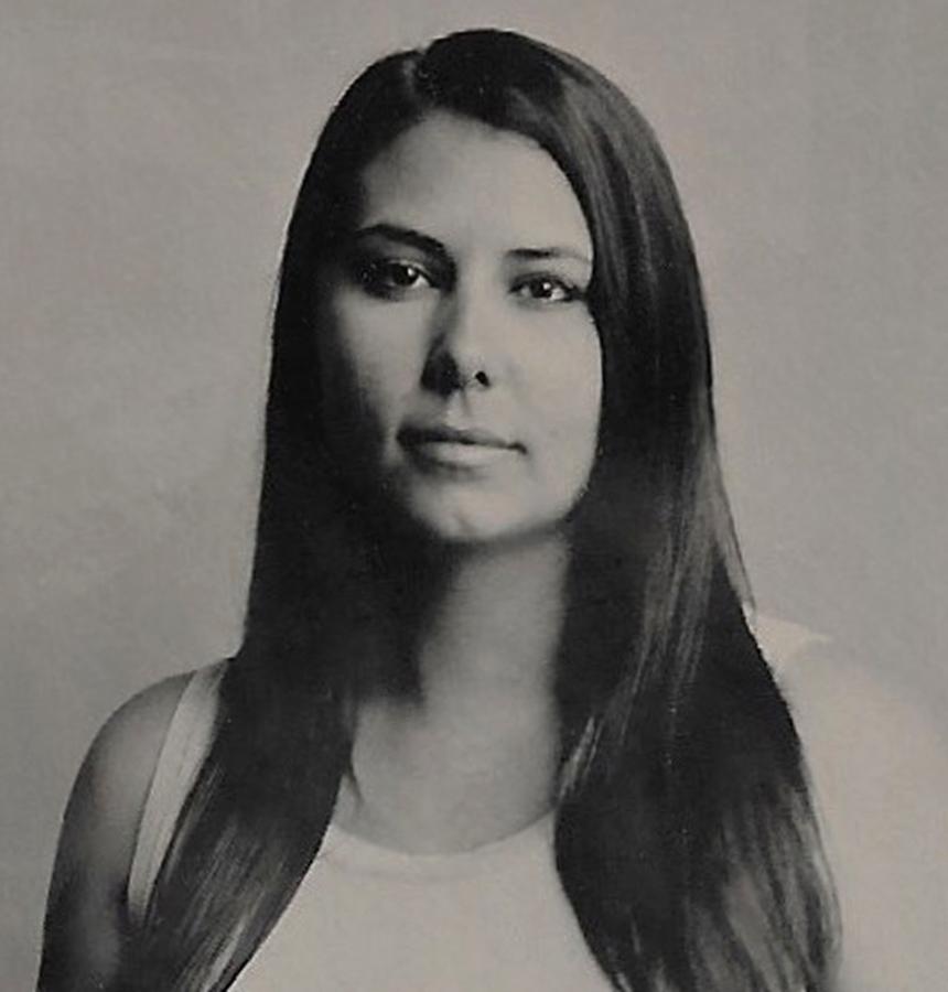 Tintype of Gina DeGideo by Fernando Villavicencio