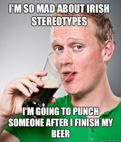 memes monday happy st paddy's day! the branley bar tryin @ life