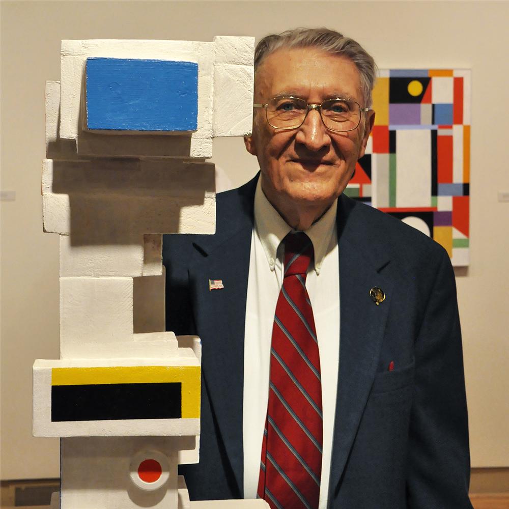 """Tom Kapsalis, 2013   24"""" x 24"""""""