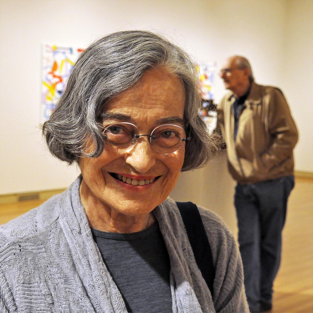 "Barbara Crane, 2013  24"" x 24"""
