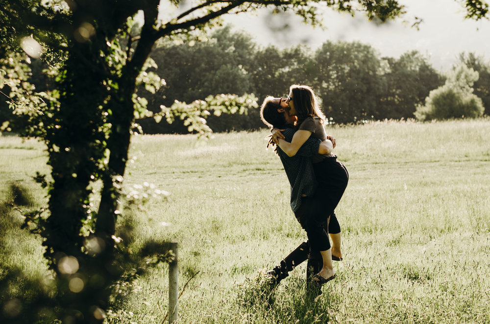 George & Sophie: Lewes - Couple Session -