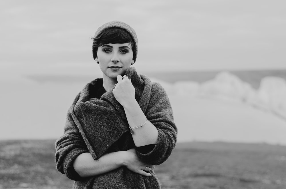 Jess - Birling Gap - Portraits - Aiste Saulyte Photography - 2017-11-9-27.jpg