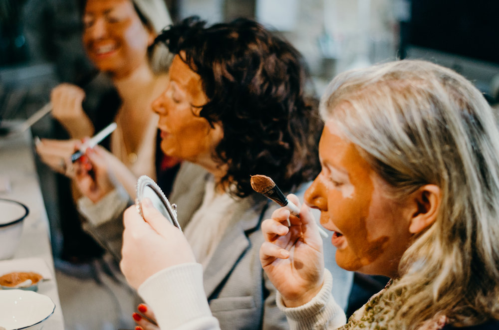 Natural Beauty and Makeup Workshop by Ellie Gill - Aiste Saulyte Photography-91.jpg