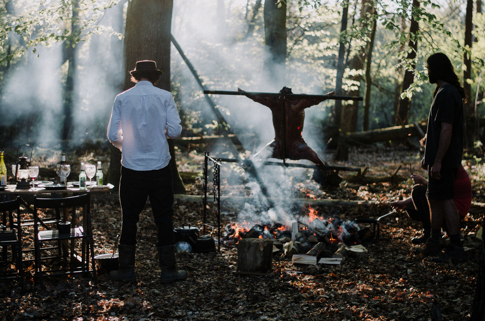 Fire & Widl - Deer Feast - Aiste Saulyte Photography-43.jpg