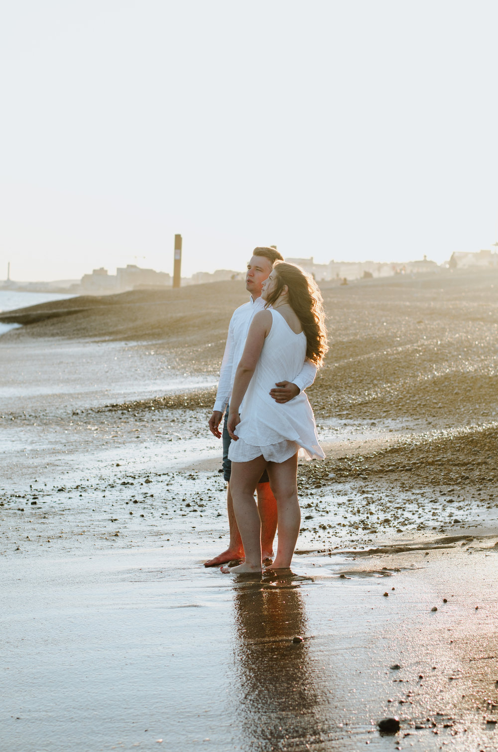 Ieva & Julius - Brighton Beach - Couple Session - Aiste Saulyte Photography-32.jpg