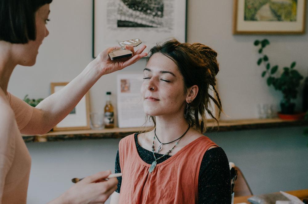 Ellie Gill - Natural Beauty Masterclass A.S.Apothecary, Lewes - Aiste Saulyte Photography-45.jpg