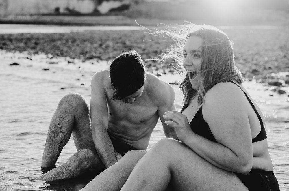 Rebecca & Dougie - Cuckmere Haven - Couple Session - Aiste Saulyte Photography-58.jpg