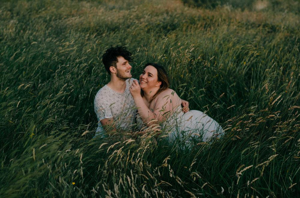 Rebecca & Dougie - Cuckmere Haven - Couple Session - Aiste Saulyte Photography-164.jpg
