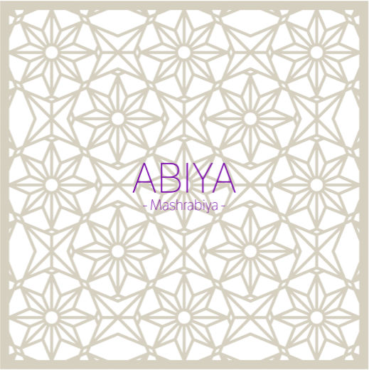 Flower — ABIYA | Mashrabiya, Fretwork, Jali and Decorative Screens