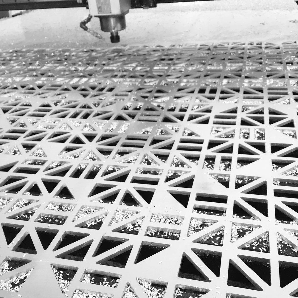 Mashrabiya CNC Works