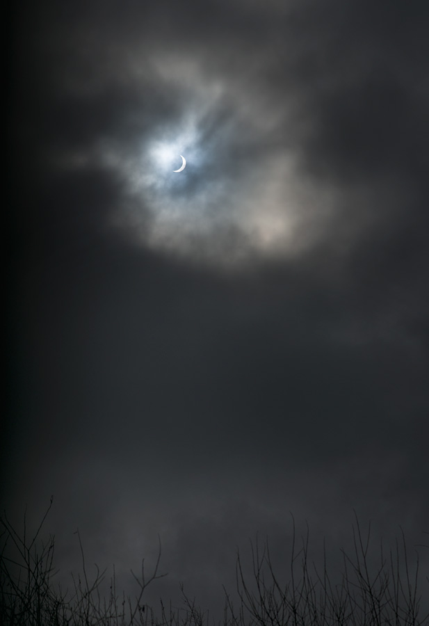 Eclipse of the Sun Edinburgh