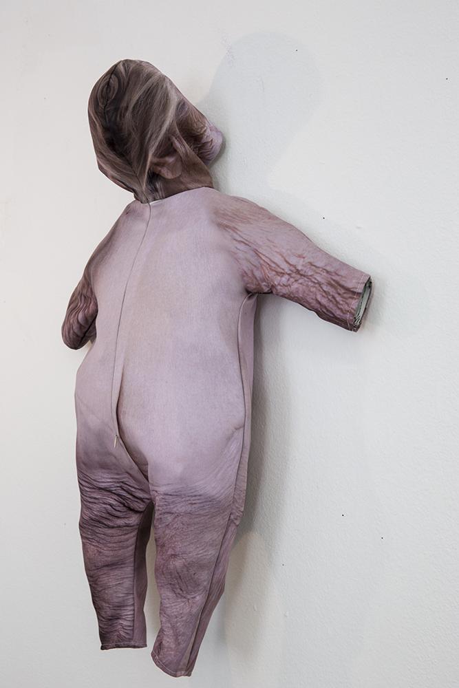 Gereatriechenstrampler, 2013, Babywear