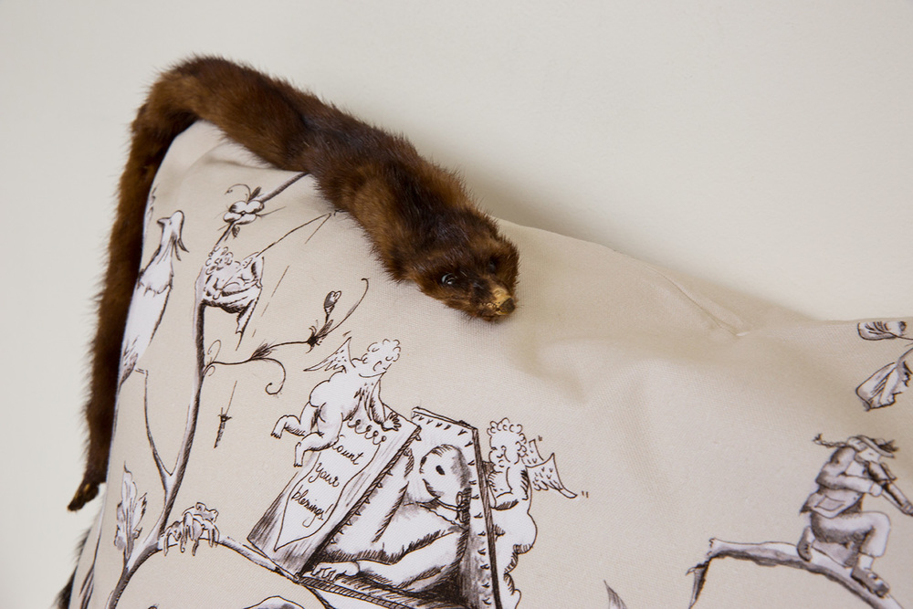 Detail Pillow No. 2