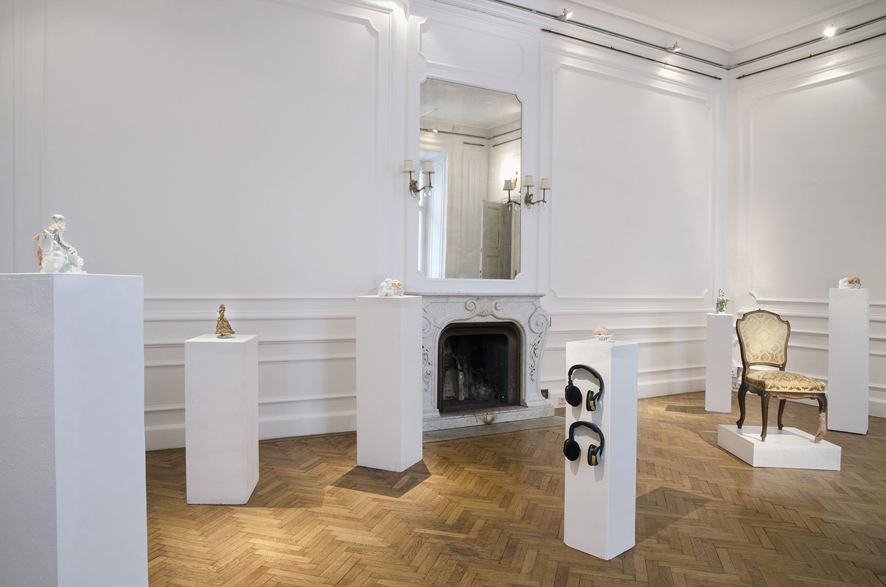 Exhibition view Sotheby's Vienna 2015