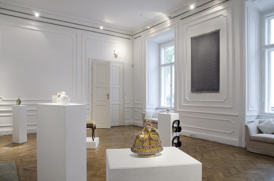 Exhibition view Sotheby's Vienna 2015