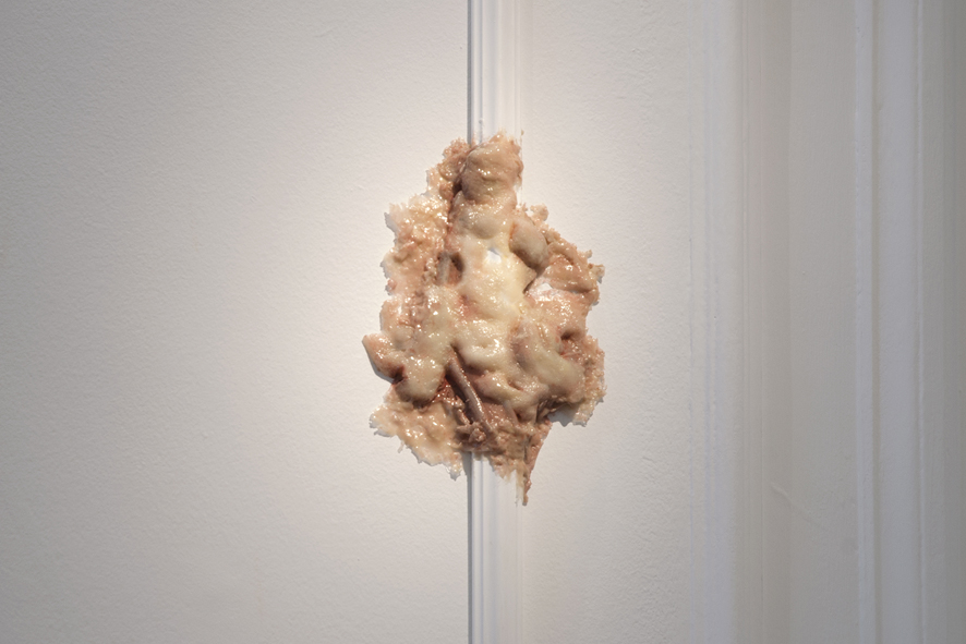 """Fleshy Stucco"" at  Sotheby's Vienna 2015"