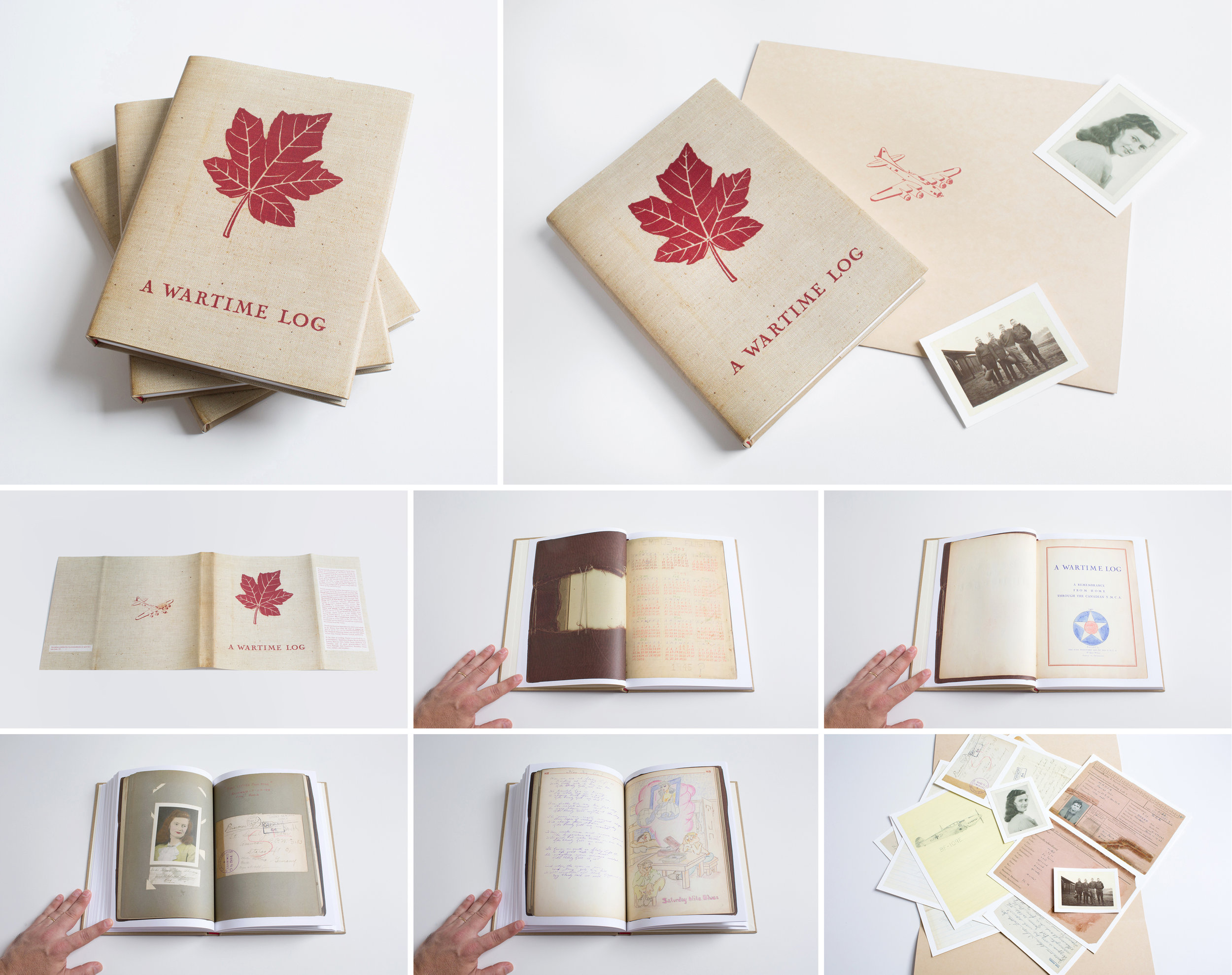 Uncommonbindery — Private Patron / Book Re-Creation