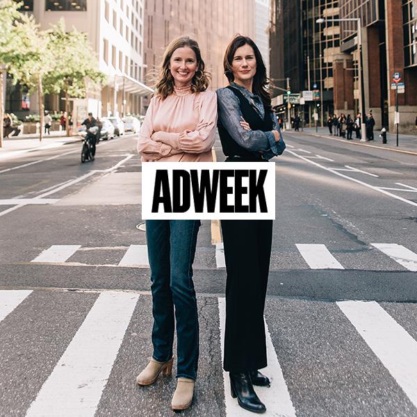 Katie Keating & Erica Fite Fancy Adweek Agency Portrait