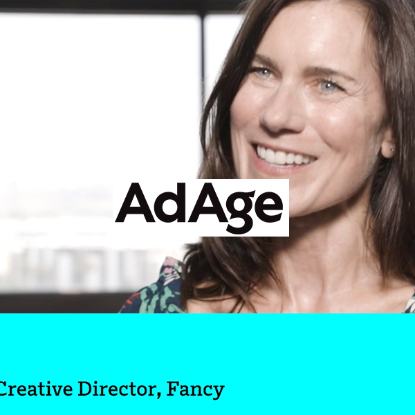 Erica Fite Fancy AdAge video How to start a successful Indie advertising agency