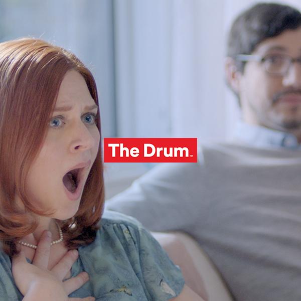 Fancy, Lion's Den, the drum