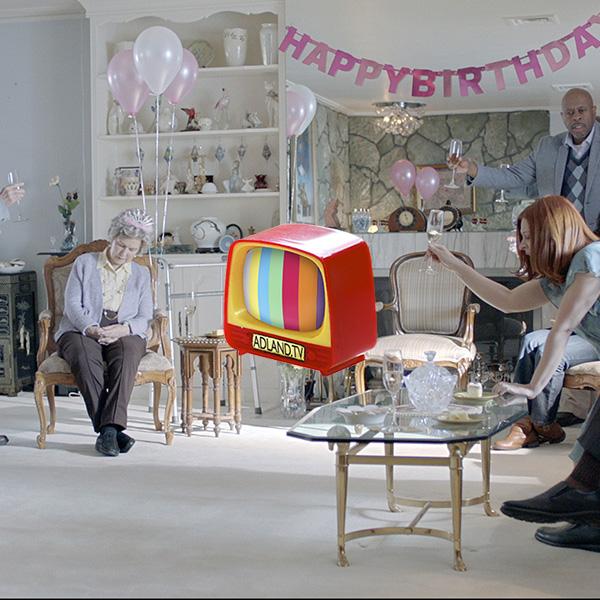 ADLAND.TV.Lion's Den, Erica Fite, Katie Keating, Fancy, Birthday