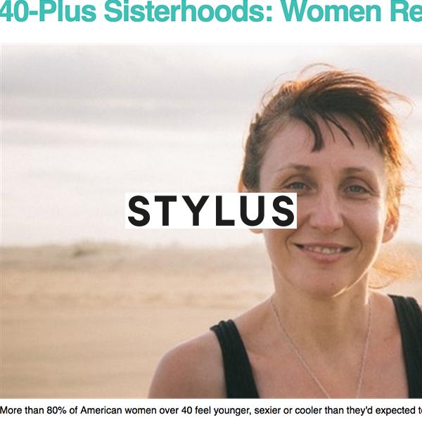 Stylus, Fancy over 40 survey