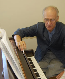 Eugene Feigin, Piano