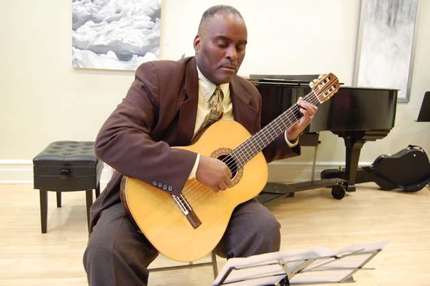 Daryl Hester, Guitar