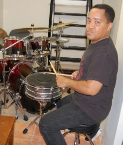 Daryl Covington, Percussion