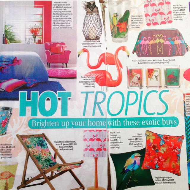 Bella Magazine, June 2015