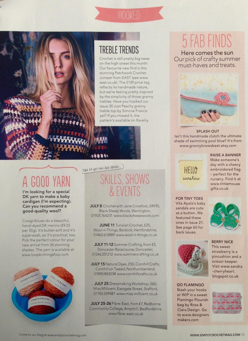 Homemaker Magazine, September 2015
