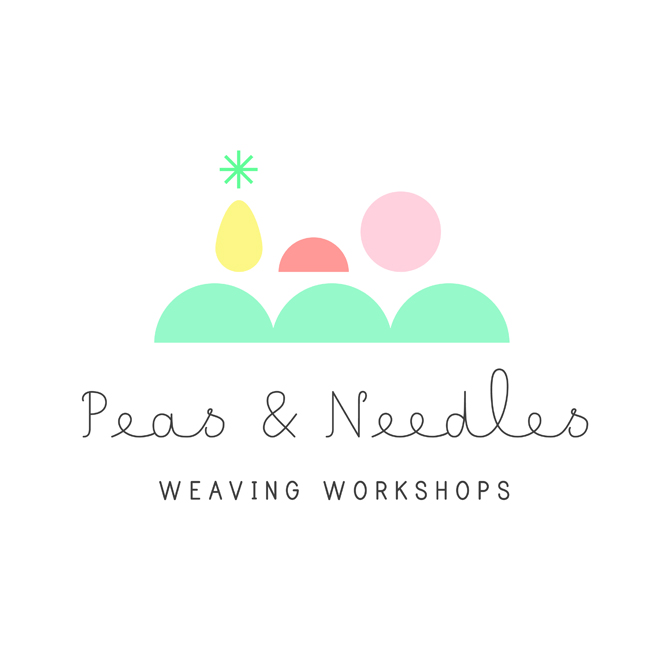 PEAS AND NEEDLES    Website:   http://peasandneedles.co.uk/weaving-workshops/    Location:  London & Brighton   Subject/s:  Weaving    Twitter  /  Facebook  /  Instagram